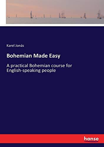 Bohemian Made Easy: Jonás, Karel