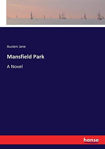 9783337393786: Mansfield Park: A Novel