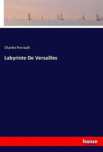 9783337488963: Labyrinte De Versailles