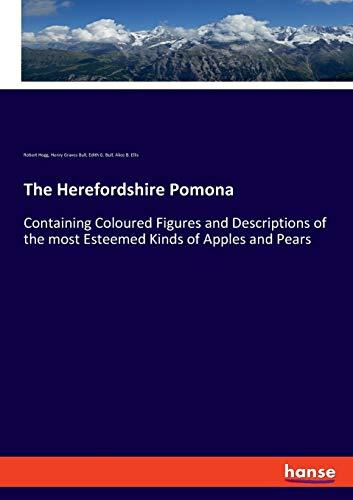 The Herefordshire Pomona: Robert Hogg