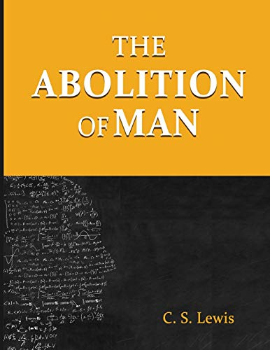9783340640853: The Abolition of Man