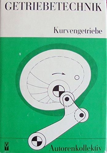 9783341004746: Getriebetechnik. Kurvengetriebe
