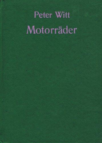 9783341006573: Motorräder. Technik - Trends - Modelle