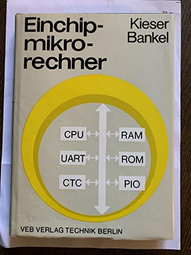 9783341007396: Einchipmikrorechner