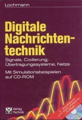 Digitale Nachrichtentechnik: Dietmar Lochmann
