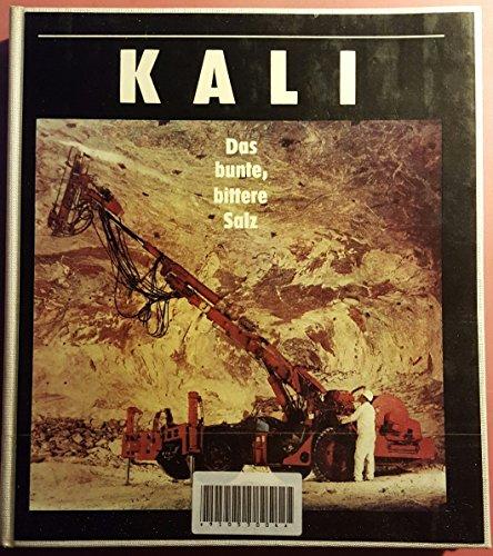 9783342001102: Kali: Das bunte, bittere Salz