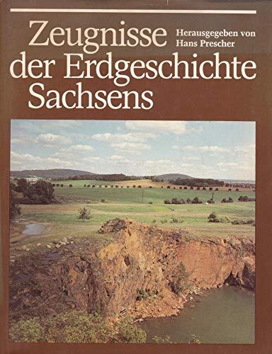 Zeugnisse der Erdgeschichte Sachsen: Prescher, Hans