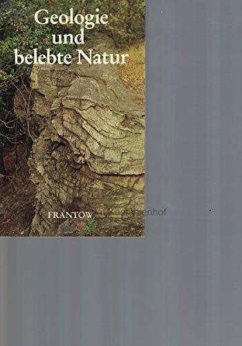 9783342002345: Geologie und belebte Natur. Organisationsniveau der Materie, Bionik und Geonik, Zellen und Einschlüsse von Gas und Flüssigkeit
