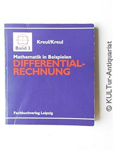 9783343005833: Differentialrechnung. Ein Arbeitsbuch zum Wiederholen und Festigen des Lehrstoffes