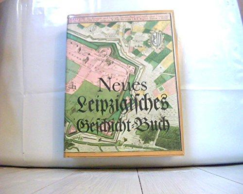 9783343006656: Neues Leipzigisches Geschicht-Buch