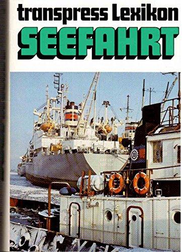 9783344001902: transpress Lexikon Seefahrt