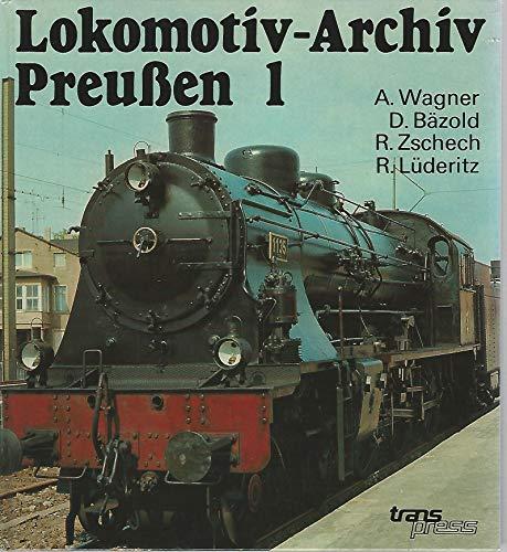 9783344004705: Schnellzug- und Personenzuglokomotiven, Bd 1
