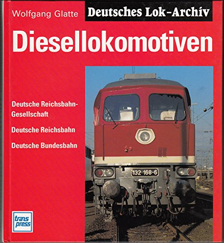 9783344707675: Diesellokomotiven
