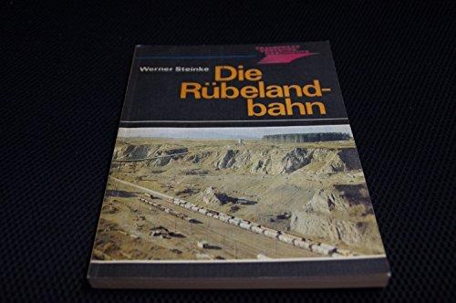 9783344709082: Die Rübelandbahn im Harz