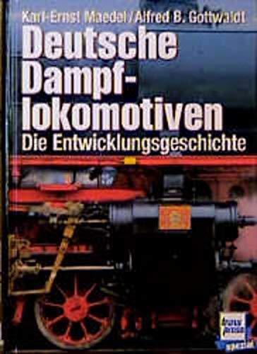 9783344709129: Deutsche Dampflokomotiven