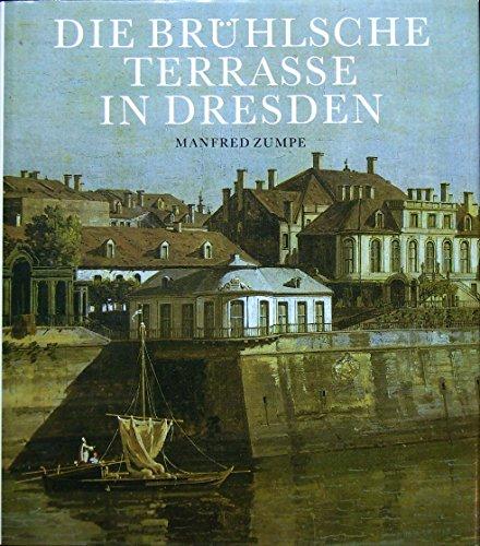 9783345002076: Die Brühlsche Terrasse in Dresden