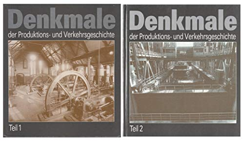 9783345003011: Denkmale der Produktions- und Verkehrsgeschichte Teil 1