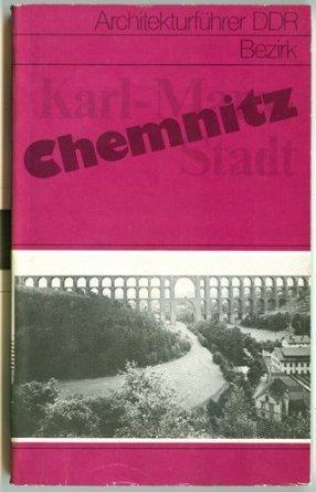 9783345004100: Architekturführer DDR. Bezirk Karl-Marx-Stadt