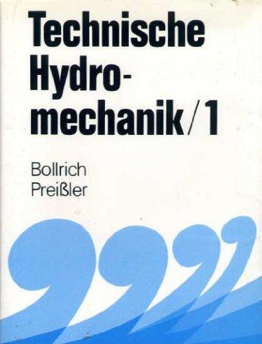 9783345005183: Technische Hydromechanik I. Grundlagen