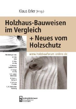 9783345008818: Holzhaus - Bauweisen im Vergleich