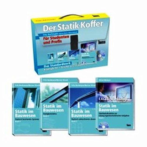 9783345009501: Statik im Bauwesen Band 1-4. Statik-Koffer