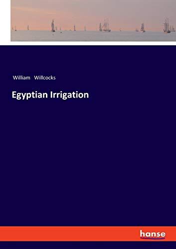 9783348030717: Egyptian Irrigation