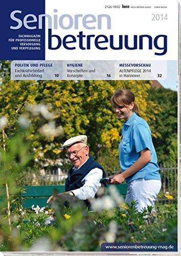 9783349011364: Seniorenbetreuung: Fachmagazin für professionelle Versorgung und Verpflegung