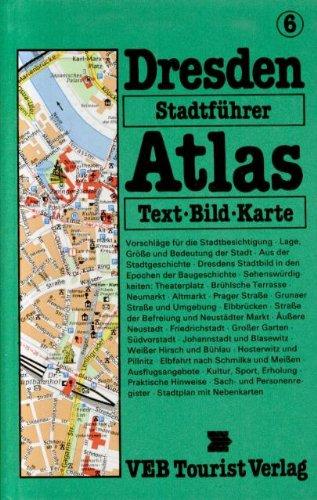9783350002573 Tourist Stadtfuhrer Atlas Dresden Nr 6 Text