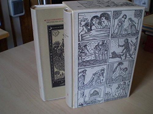 9783351000257: Das Dekameron (Bibliothek der Weltliteratur)