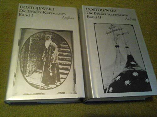 9783351000516: Die Brüder Karamasow. Roman in vier Teilen mit einem Epilog