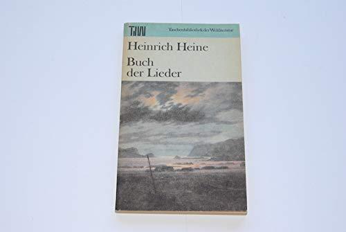 9783351004309: Buch der Lieder