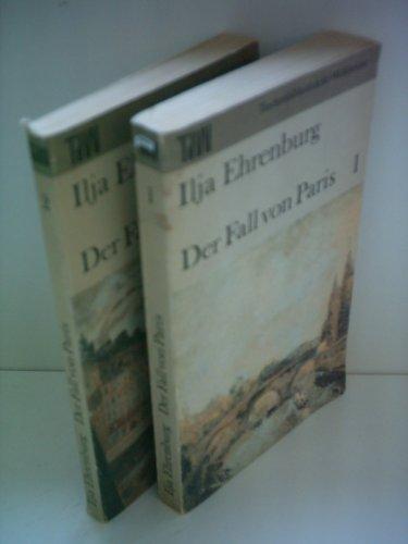 9783351005467: Der Fall von Paris, Zwei Bände