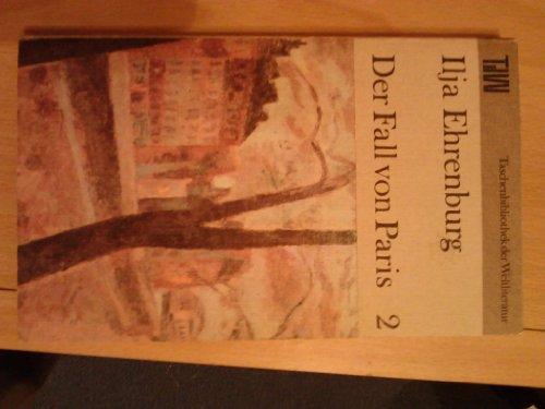 9783351005481: Der Fall von Paris 2 (Taschenbibliothek der Weltliteratur)