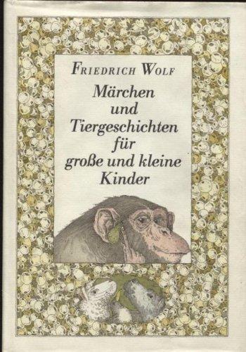 9783351008963: Märchen und Tiergeschichten für grosse und kleine Kinder (German Edition)