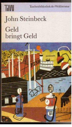 Geld bringt Geld (Taschenbibliothek der Weltliteratur) (Livre en allemand)