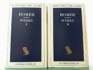 9783351011147: Werke, 2 Bde.