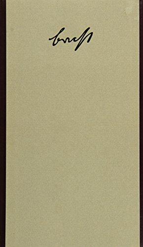 Schriften 2: Bertolt Brecht