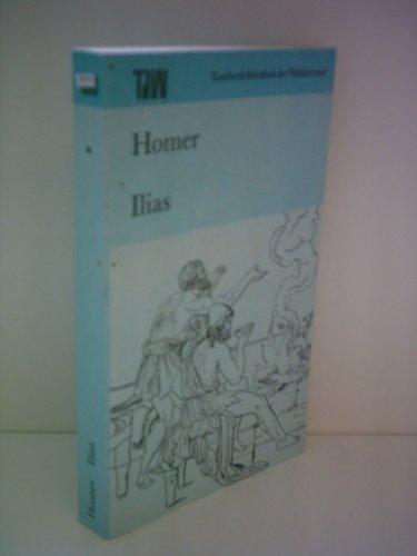 9783351013974: Ilias und Odyssee