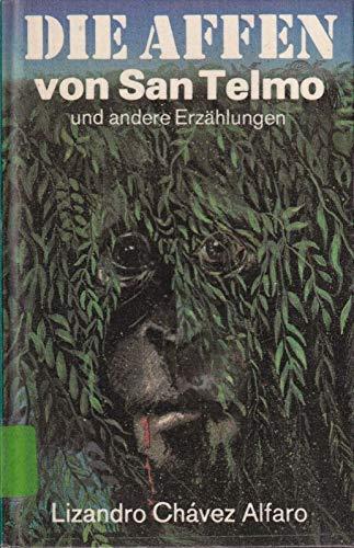 9783351014308: Die Affen von San Telmo und andere Erzählungen