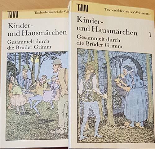9783351014315: Kinder- und Hausmärchen: Gesammelt durch die Brüder Grimm