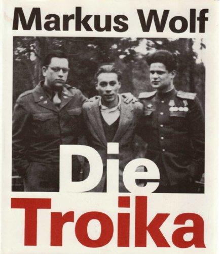 9783351014506: Die Troika: Geschichte Eines Nichtgedrehten Films (German Edition)