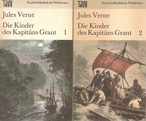 9783351014681: Die Kinder des Kapitäns Grant. Roman