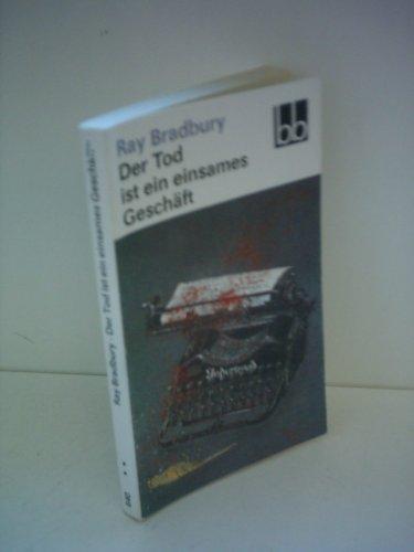 9783351014988: Der Tod ist ein einsames Geschäft (Livre en allemand)