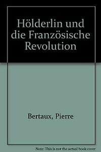 9783351017057: Hölderlin und die Französische Revolution