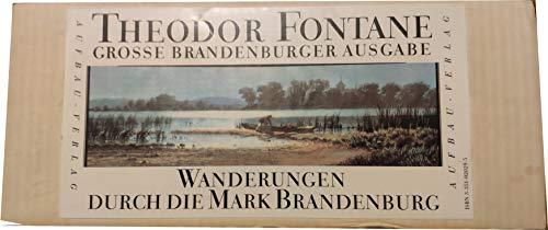 9783351020293: Wanderungen durch die Mark Brandenburg (Grosse Brandenburger Ausgabe) (German Edition)