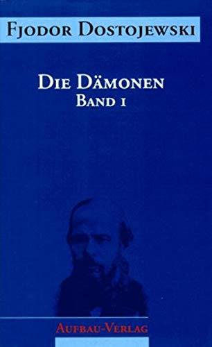 9783351023096: Sämtliche Romane und Erzählungen, 13 Bde., Die Dämonen, in 2 Bdn.