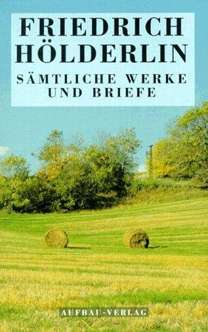 9783351023386: Sämtliche Werke und Briefe, 4 Bde.