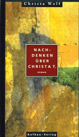 9783351023591: Nachdenken über Christa T. : Roman