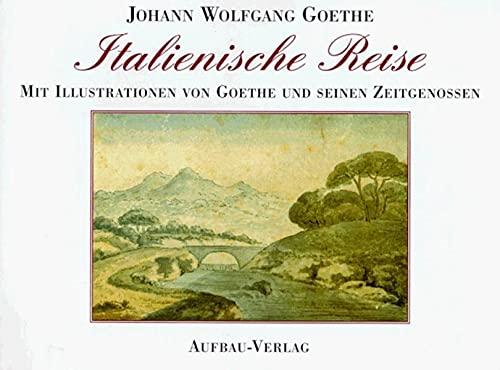 9783351023652: Italienische Reise, 2 Bde.