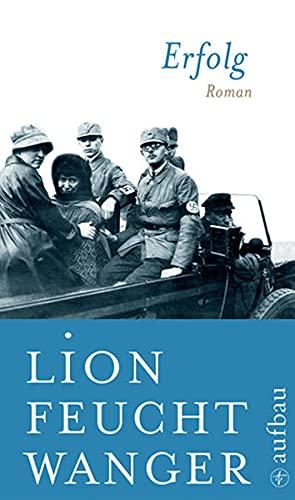 Erfolg: Feuchtwanger, Lion